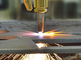 Plasma Flame cutting