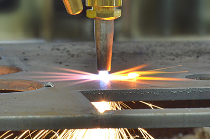 flame cutting